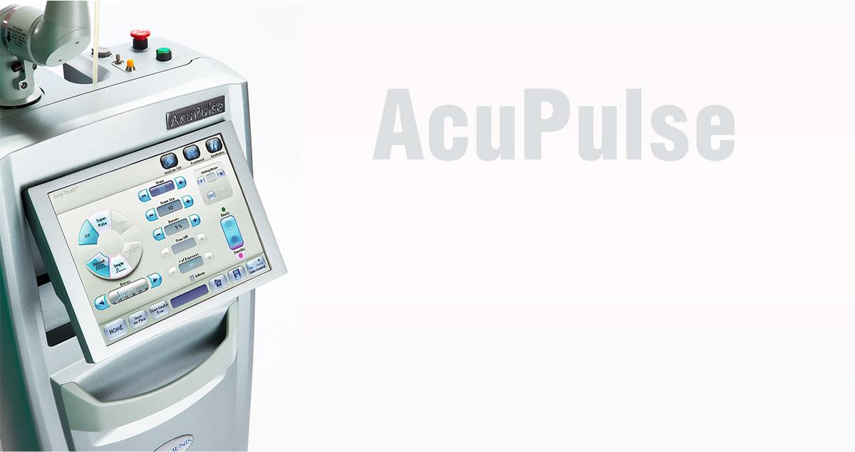 Acupulse™ — многофункциональный аблятивный СО2лазер