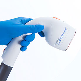 LightSheer DUET диодный лазер для эпиляции