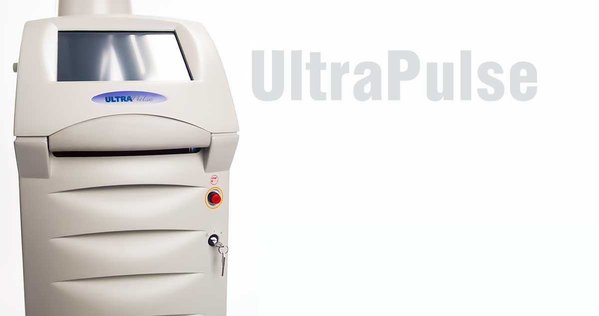 UltraPulse™ – аблятивный СО2лазер