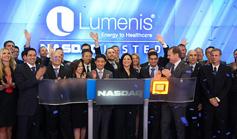 Компания Lumenis объявила о запуске двух новых продуктов в 2015 году