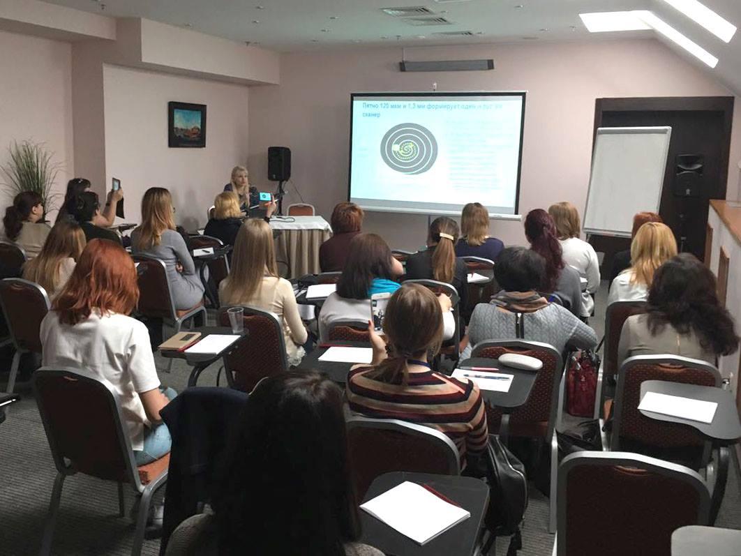 Завершился курс повышения квалификации в Санкт-Петербурге