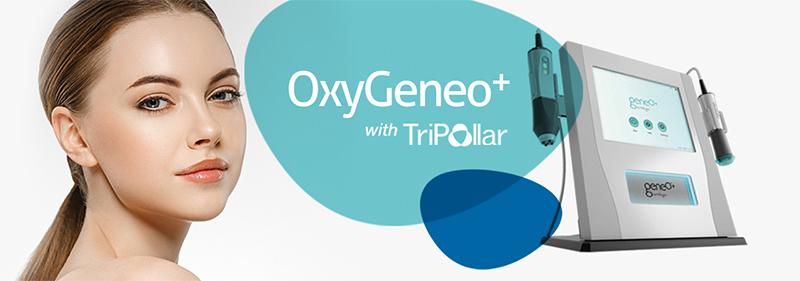 Geneo+ от Pollogen (Израиль) - новый уровень аппаратной косметологии, с использованием технология TriPollar для неинвазивной подтяжки и омоложения кожи