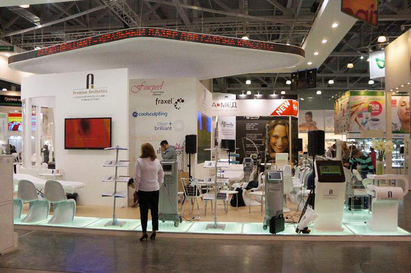 InterCharm 2014 - подведение итогов осенней выставки и фотоотчет со стенда