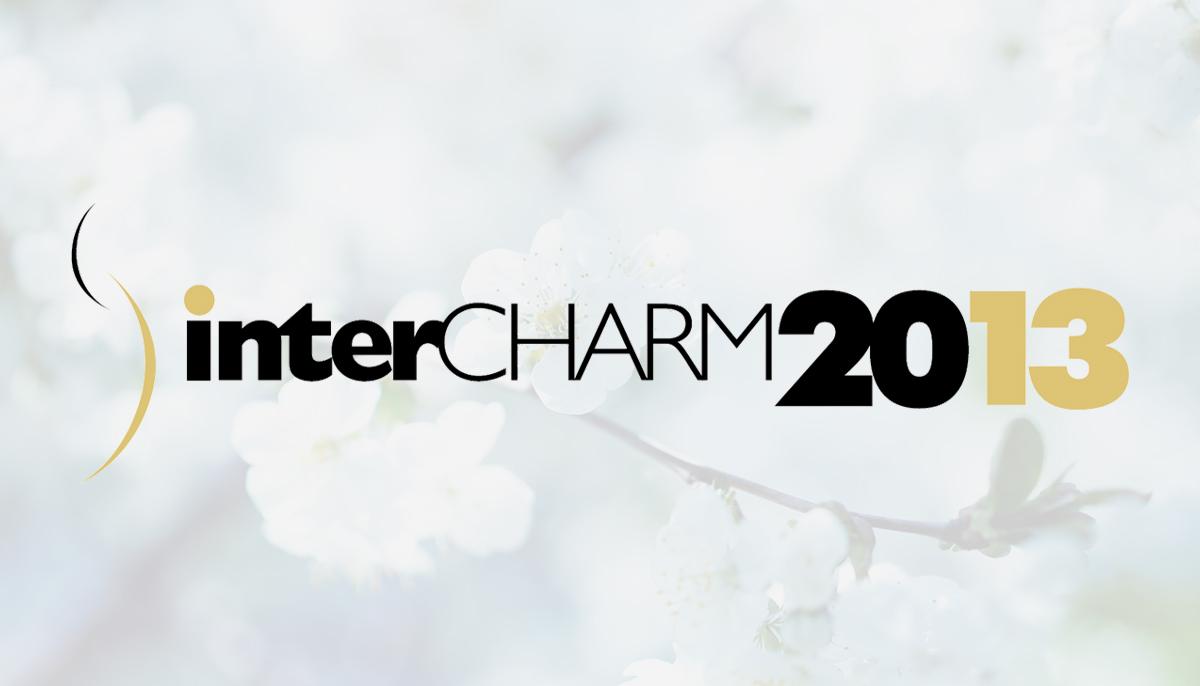 Специализинованная выставка InterCHARM 2013 пройдет с 18-20 апреля