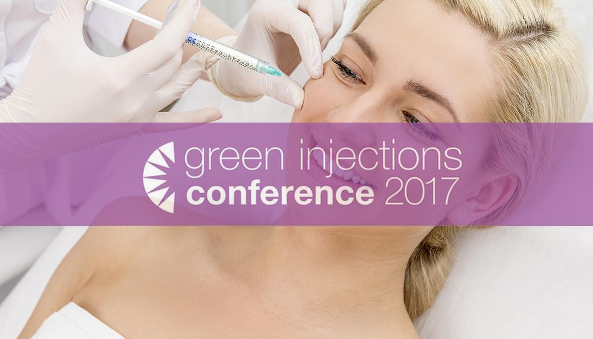 Международная конференция Green Injections Conference 2017