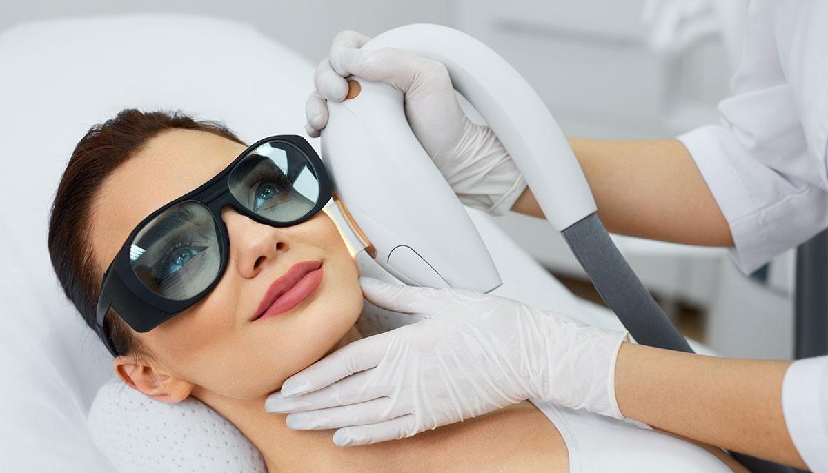 Аппараты для фотоомоложения, оборудование для лазерного фотоомоложения кожи