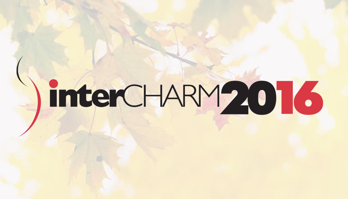 Осенняя выставка INTERCHARM 2016