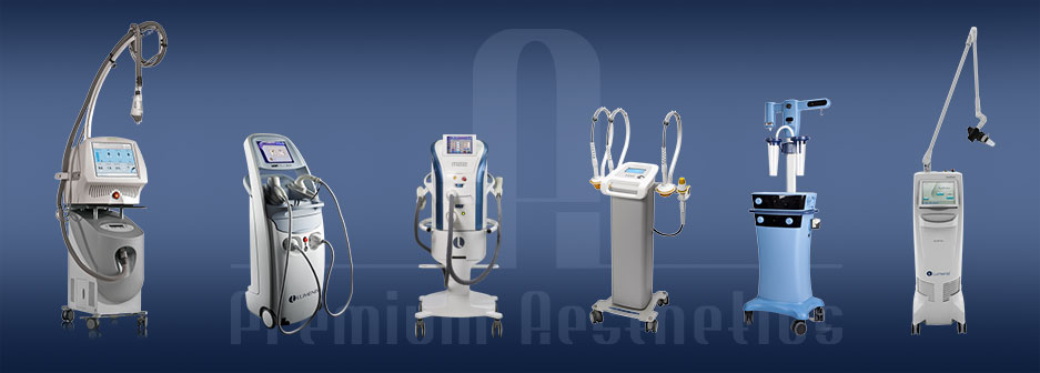 Premium Aesthetics - аппараты для косметологии, дерматологии и пластической хирургии, продажа косметологического оборудования, сервис, обучение косметологов