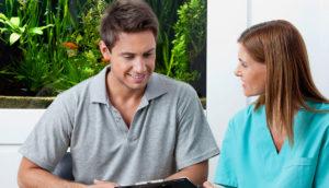 Ознакомление с медицинскими документами и их предоставление пациентам