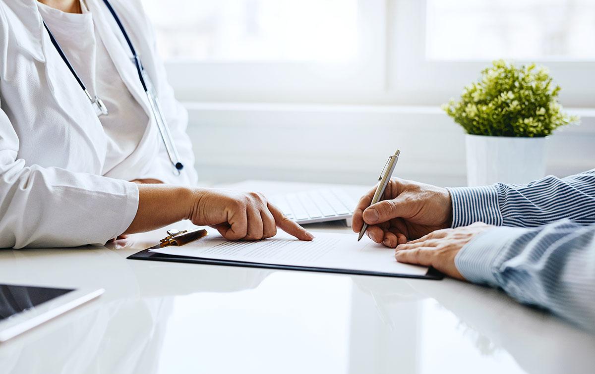 Информированное согласие для оказания медицинских услуг