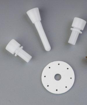 130-0119 Приспособление для защиты кожи с белыми дисками упак из 12 шт