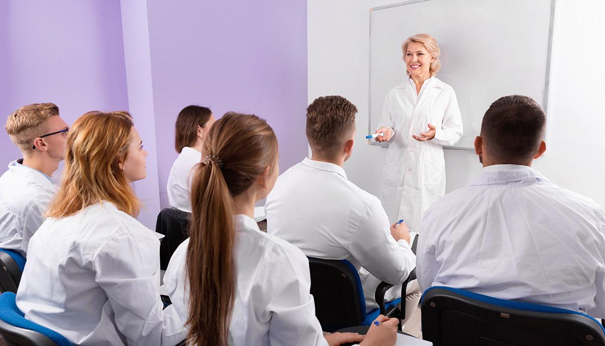 Слушателям курсов больше не надо работать в двух личных кабинетах