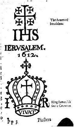 Цветные татуировки крестоносцев