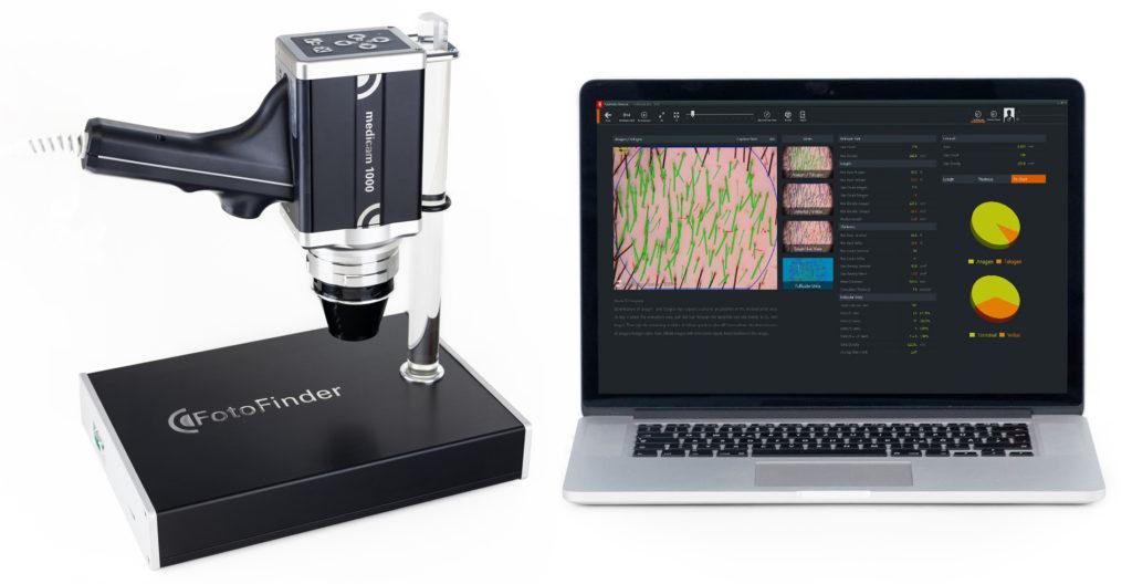 FotoFinder trichovision стоимость Premium Aesthetics, премиум оборудование для эстетической косметологии