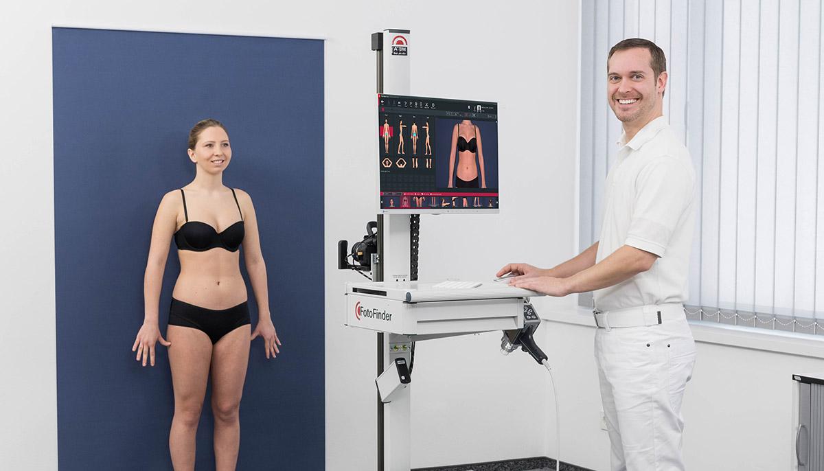 Аппараты для картирования тела, оборудование для диагностики онкологических заболеваний кожи