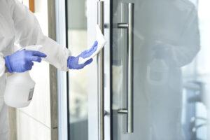 Оценка системы эпидемиологической безопасности в медицинской организации в условиях пандемии covid-19