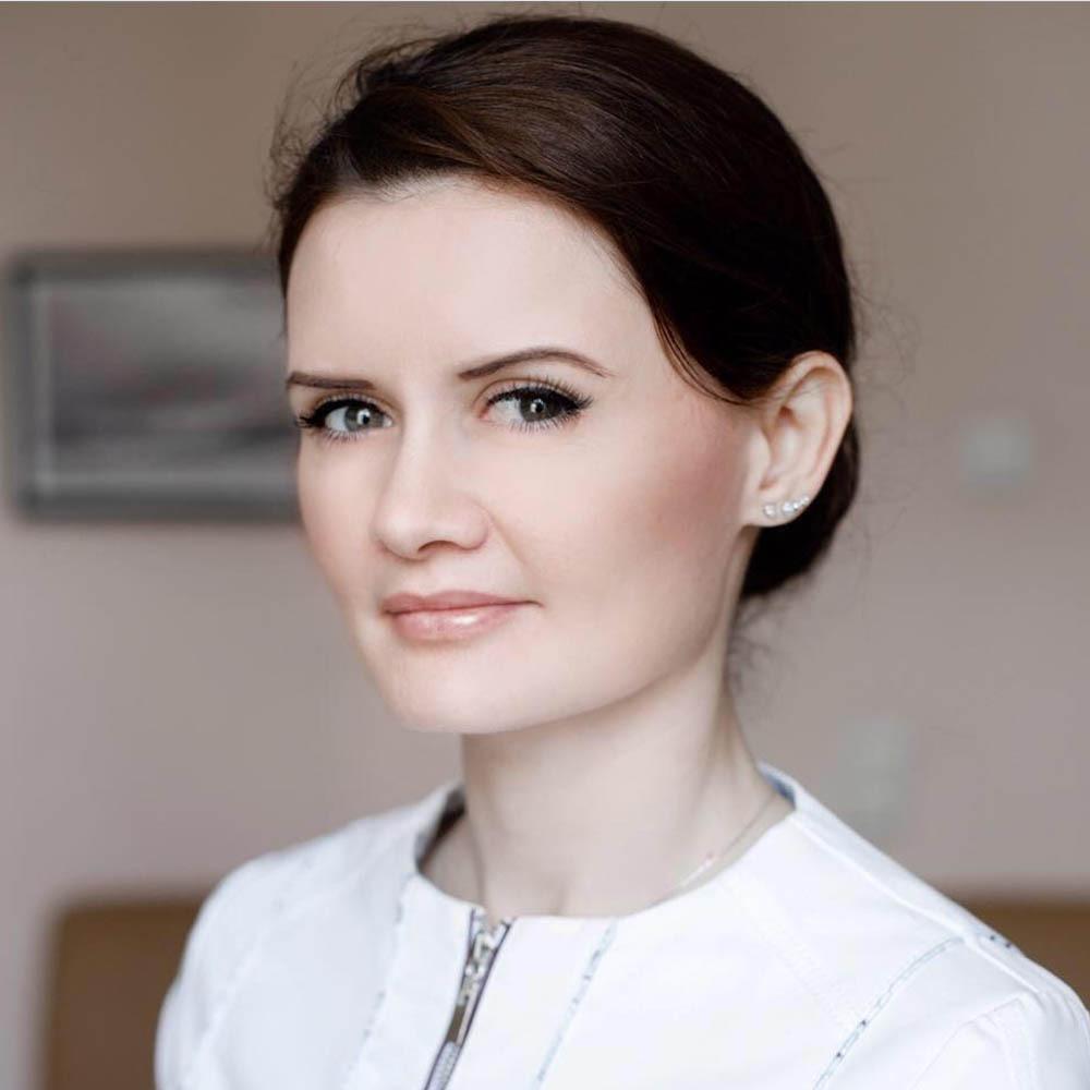 Гаранина Оксана