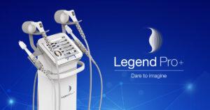 Яркая новинка этой весны 2021 - аппарат Legend Pro+