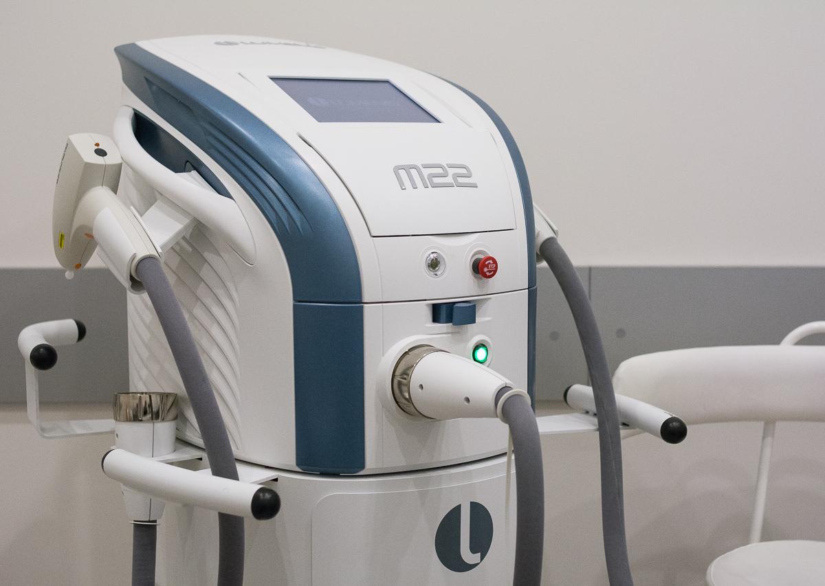 m22-лазер